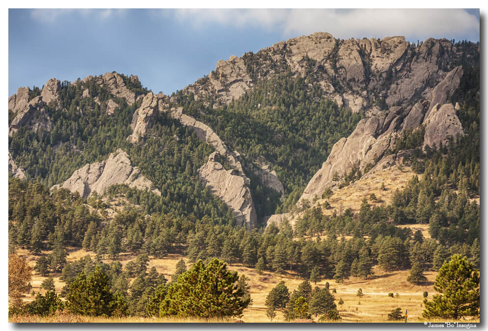 Boulder Colorado Rocky Mountain Foothills Art