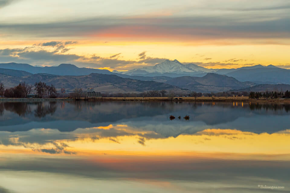Marvelous McCall Lake Reflections